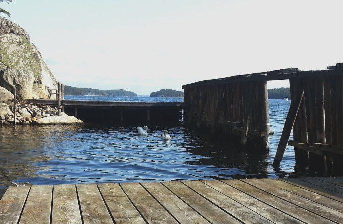 Sälstationen på Gålö