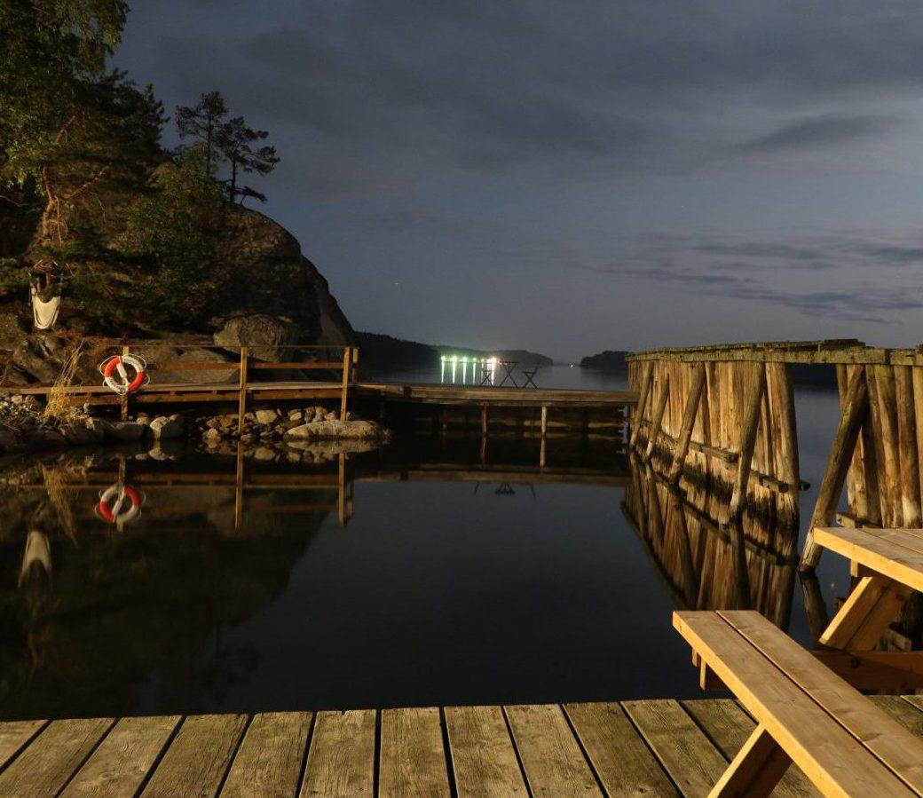Upplev Stockholms Skärgård på Sälstationen