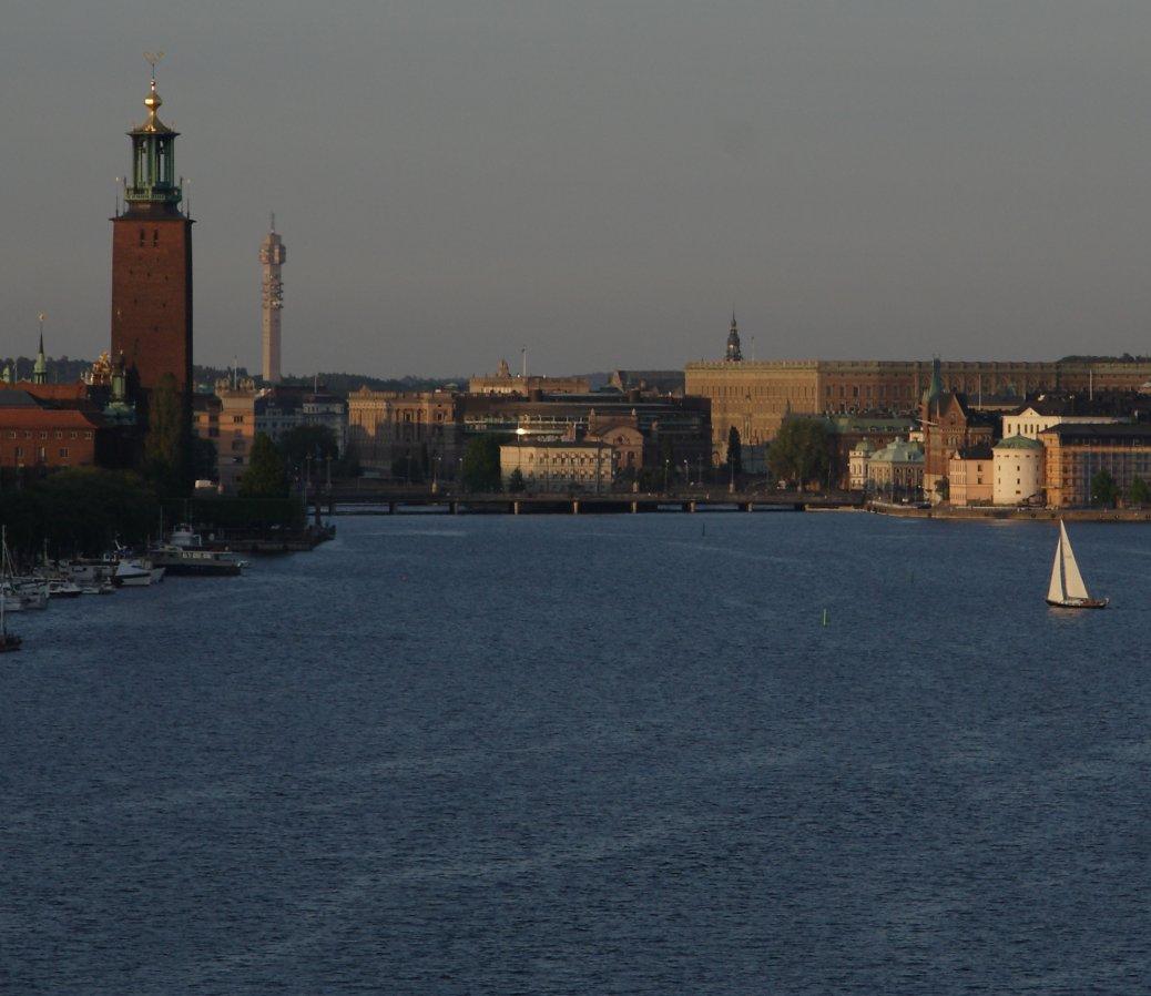 Riddarfjärden-Stockholm